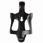 RST-BC1410 Carbon Fiber Water Bottle Bracket Holder for Bicycle - Black