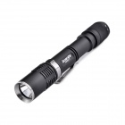 Bronte RA20-T LED 4-Mode 245LM Cool White Flashlight w/ Clip - Black (2 x AA)