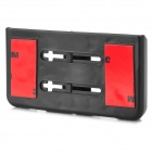 090 PVC Multifunction Adjustable Holder for Cellphone / GPS + More - Black