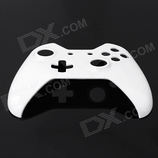 008 SBK Game Controller Shell Case Housing for Xbox One - White replacement housing case cover for xbox360 wireless controller joystick white