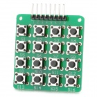 LSON SCM Expansion Outside 16 Keys Keyboard Module - Black + Green