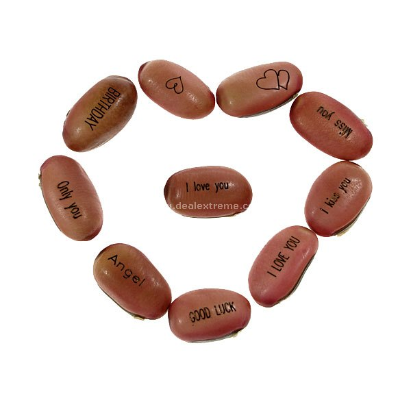 Magic Bean (Assorted Messages 10-Pack)