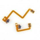 008 PX-01 L+R Micro Switch Ribbon Cables for Nintendo 3DS Host - Yellow
