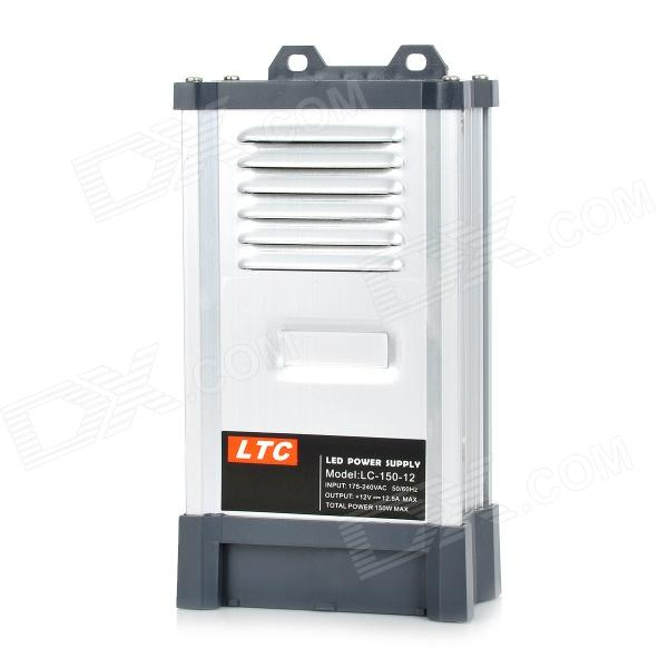 LTC LC-150-12 Rainproof High power 175~240V to 12V 12.5A 150W Switching Power Supply lc 37hc40 lc 37hc56 cpt 370wf02c used disassemble
