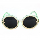 Retro Green Sunglasses Sun Glasses