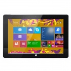 "CUBE U100GT 10.1"" HD IPS Intel Atom Quad Core Windows 8.1 Tablet PC w/ 2GB RAM, 32GB ROM - Black"