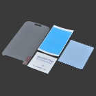 Black Gold Style 2.5D 0.2 mm Premium Tempered Glass Screen Protector for Samsung Galaxy S4 / i9500