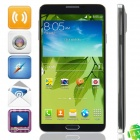 "KVD N9005(U9000) MTK6582 Quad-Core Android 4.3 WCDMA Phone w/ 5.5"" IPS, 512MB RAM, 4GB ROM, GPS"