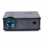 "PH500+ 5"" LCD HD Home Theater Projector w/ AV / HDMI / Smart Interaction Projection - Black"