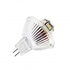 MR16 5W 160lm 3000K 120 x SMD 3528 LED Warm White Light Corn Lamp Bulb - (DC 12V)