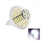 MR16 5W 160lm 6500K 120 x SMD 3528 LED White Light Corn Lamp Bulb - (DC 12V)