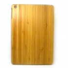 Detachable Protective Bamboo Back Case for IPAD Air