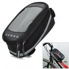 YANHO YAN-02 Bike Bicycle Top Tube Bag - Black