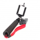 Self Portraits Wireless Bluetooth Remote Control Shutter Monopod Bracket - Black