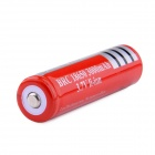 UltraFire FY-300 18650 3.7V 400mAh Li-ion Rechargeable Battery w/ US Plugsss Charger - Black + Red