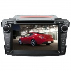 "LsqSTAR 7"" Car DVD Player w/ GPS, BT phonebook, Radio, RDS, IPOD, 6CDC, MP5, TV, AUX for Hyundai I40"