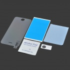 0.3mm 2.5D Protective Explosion-proof Tempered Glass Screen Film for IPHONE 5 / 5S - Transparent