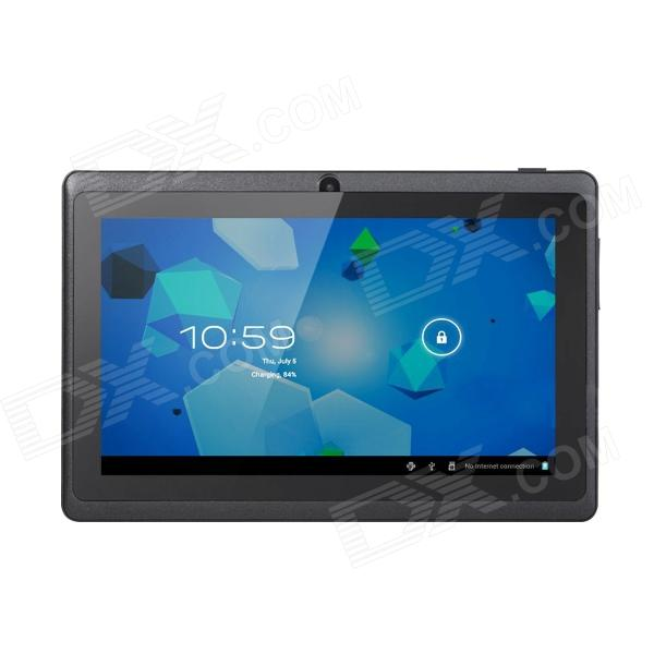 "ACSON A23 7"" Android 4.2 tokjerners Tablet PC med 512MB RAM, 4GB ROM, Dual kamera, TF - svart"