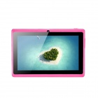 "ACSON A23 7"" Android 4.2 Dual Core Tablet PC w/ 512MB RAM, 4GB ROM, Dual Camera, TF - Black + Pink"