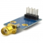 MaiTech Industrial SMA Interface CC1101 Wireless Module / 433M Digital Transmission Module - Blue