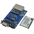 DMDG V4 Etherne to Uart Serial Port / Wi-Fi Converting Module + RT5350F Communication Module/Antenna