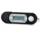 MP3 Player with Built-in USB Port 1GB