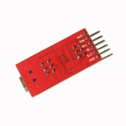 ChuangZhuo FT232RL USB zu 6-Pin Serial Port Adapter Modul Konverter Downloader für Arduino - Rot