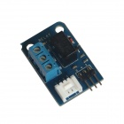 Itead Arduino Single Channel relä modul - blå