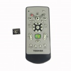 TOSHIBA RC6 RPI Tracking Number Remote Control w/ Decoding Module Kit for Raspberry Pi - Black