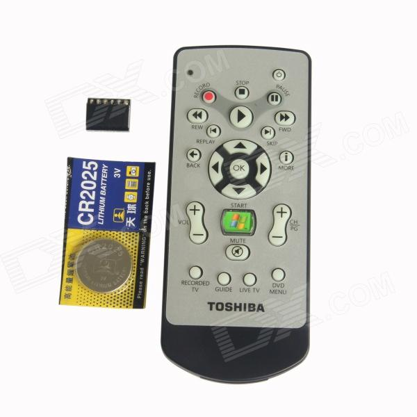 fr p toshiba rc rpi tracking number remote control w decoding module kit for raspberry pi black
