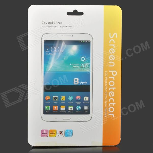 High Quality PET Screen Protector for Samsung Galaxy Tab Pro 8.4 T320 - Translucent White