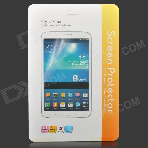 Scratch-proof PET Screen Protector for Samsung Galaxy Tab Pro 8.4 T320 - Translucent White