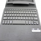 "Glyby Bluetooth V3.0 Wireless 64-Key Keyboard Case for Kindle Fire HDX 8.9"" Tablet - Black"