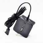 LIDY AC Power Charger Adapter for Asus UX21 / UX3 / 1UX31E / UX31K / UX32 / UX42 - Black (US Plug)