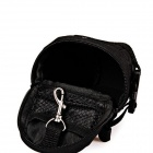 ROSWHEEL 13691-AL Bicycle Saddle Bag - noir (taille-L)
