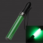 Green 3-Mode Hand Light Stick 1W Multifunction LED Torch Ultra Brightness - Black + Green (3 x AAA)
