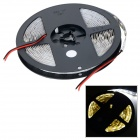 5050nwf-W-W 72W 12V 6000lm 6000K 300-5050 SMD LED White Light Strip - White + Yellow (500cm)