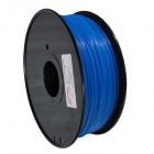 Nylon-BU-1.75-1.0 3D Printers Dedicated 1.75mm Filament Nylon Print Materials - Blue (1.25kg)