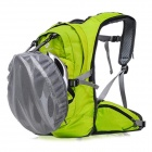 NUCKILY PM09 sac à dos oxford résistant aux sports de plein air - vert (15L)