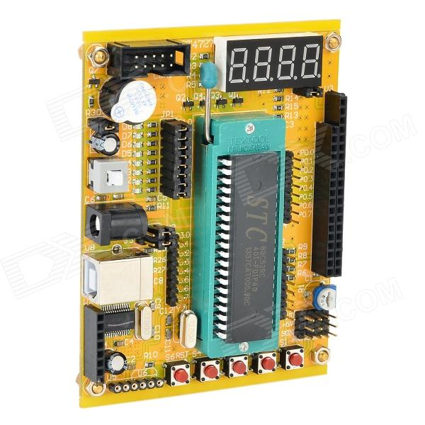 Navo-51 / AVR The Smallest Microcontroller  System Module Development Board w/ USB Download / APA3 stm32f103vet6 core board stm32 development board arm 51 avr microcontroller development board without battery