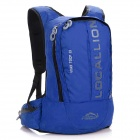 LKLR 439 Outdoor Sports Nylon Backpack - Deep Blue (22L)