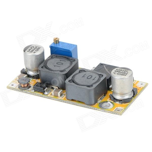 Navo Solar Powered Voltage Step Down Module - Yellow japan cosel turn positive and negative supply module zuw101215 12v 15v 30v output 10w is also available when