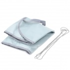 R168 Car Multifuncional Organizador Storage Bag - Light Grey