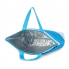 Creeper Oxford Lunch Picnic Insulation Bag - Blue