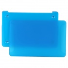 "bta Matte Protective Plastic Case for Apple MacBook Air 11.6"" - Blue"