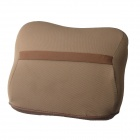 Comfortable Soft Memory Foam Car Neck Cushion Pillow - Brown