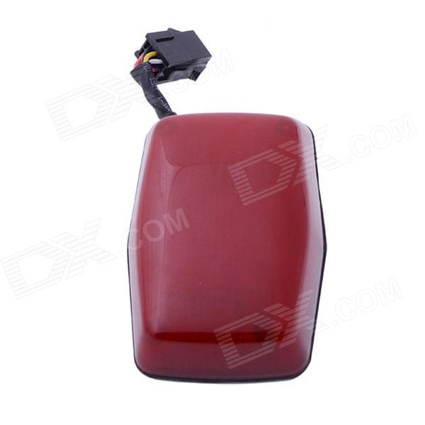 GPS304A Waterproof GSM / GPRS / GPS Tracker for Motorcycle / Moving Objects - Red lson tx 7 mini gsm gprs sms car vehicle motorcycle personal lbs tracker black
