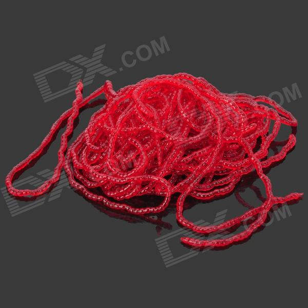 Lifelike Silicone Blood Worm Fishing Bait (35 PCS)Fishing Baits<br>Form ColorRedQuantity1 DX.PCM.Model.AttributeModel.UnitMaterialSiliconeFishing Site River,Pool,Sea,Surf Fishing,Sea Boat Fishing,Rock Fishing,Reservoir,Stream,PondTypeFishing BaitsBattery included or notNoOther FeaturesOne set with 35 PCSPacking List1 x Fishing bait<br>