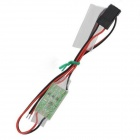 FrSKY FBVS-01 Battery Voltage Sensor for 2-way Telemetry System - Black + Red