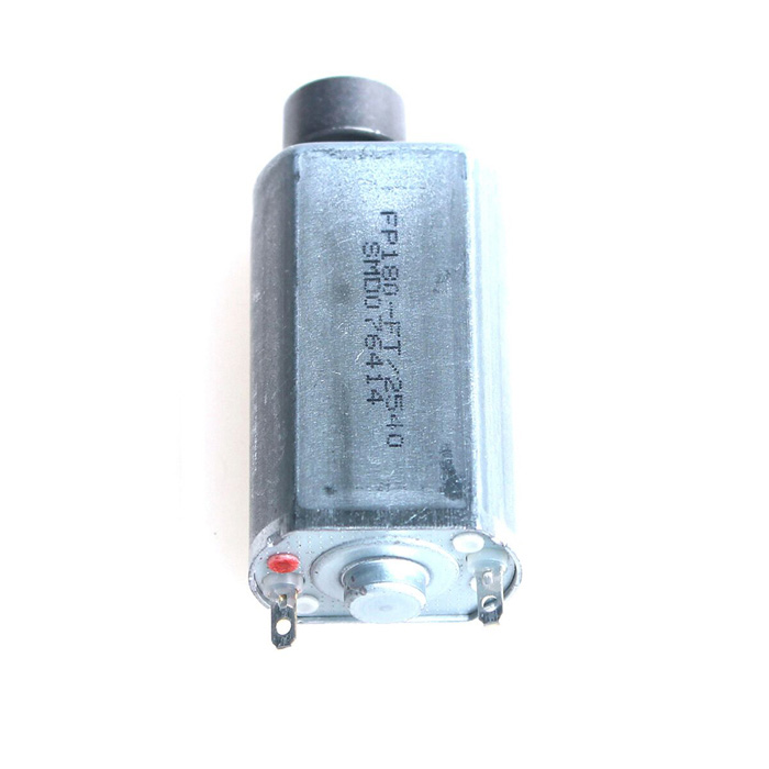 CCDJ DIY 180 Vibration Motor / Super Vibration Force Motor / Semi-Vibration Motor - Silver Grey